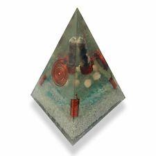 Mega Empire of Atlantis Energy Generator Orgone Pyramid Emf Protection Orgonite