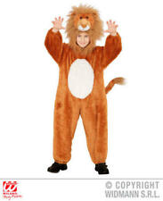 Childs Kids Childrens Plush Lion Fancy Dress Costume Outfit 3-5 Yrs