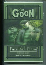 THE GOON VOL. 3 HARDCOVER NM 9.4 SIGNED FANCY PANTS EDITION