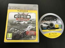 PS3 : race driver grid reloaded