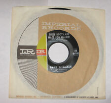 """Jimmy McCracklin 7"""" 45 HEAR NORTHERN SOUL These Boots Are Made For Walkin"""