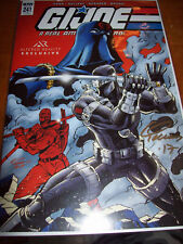 G.I. JOE A Real American Hero # 241 RE Altered Reality Exclusive Signed IDW