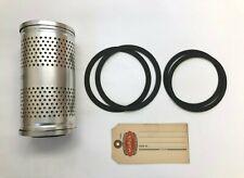 1946 -1954 Chrysler Oil Filter, for 6 Cylinder Cars, FRESH STOCK!