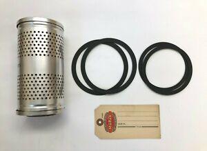 1946 -1957 Chrysler Oil Filter, for 8 Cylinder Cars, FRESH STOCK!