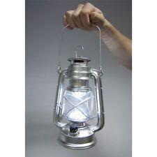 LED Huracán Lámpara Brillante CLARO 15 LEDs LINTERNA CAMPING PESCA Patio