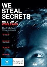 We Steal Secrets - The Story Of Wikileaks (DVD, 2013)