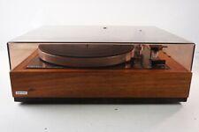 Lenco B52  Turntable Switzerland Plattenspieler 16/33/45/78 U/Min Manuell Hi-770
