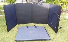 EcoFlow 110W Flodable Solar Panel Efsolar110N (New open box)