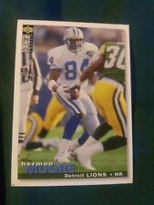 Herman Moore Upper Deck Collector's Choice Card #72