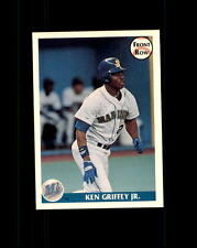 1991 Front Row #8 Ken Griffey Jr Mariners (B)