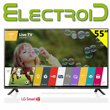 "TV 55"" POLLICI LG 55LF592V FULL HD SMART OFFERTA WIFI USB DVB-T2 S2 TELEVISORE"