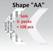 No Shine Tape shape AA  3-packs =108 pieces from Walker Tape Co.