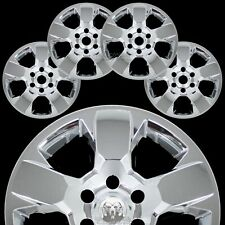 "4 for Dodge Ram 1500 Truck 2019 2020 Chrome 18"" Wheel Skins Hub Caps Rim Covers"