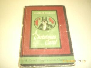 A Christmas Carol Charles Dickens A Revell Inspirational Classic Hardcover