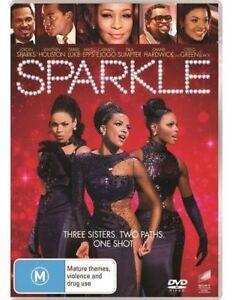 Sparkle (DVD, 2013) BRAND NEW & SEALED - FREE POST