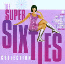 SUPER 60s COLLECTION NEW SEALED CD BEST OF SIXTIES / HITS SWINGING 60's