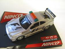Ninco 1/32 Slot Car 50282 MERCEDES CLK F1 Safety Car Scalextric Compat Entièrement neuf dans sa boîte