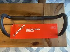 Specialized S-Works 40cm Short And Shallow Carbon Handlebar