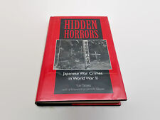 Hidden Horrors: Japanese War Crimes in World War II Yuki Tankak HC/DJ Illus.