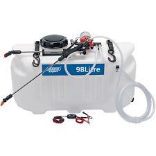 garden tractor  - BROADCAST 15FT AND SPOT SPRAYER  -free postage with card £189