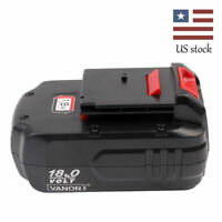 New18V 2000MAH Battery For PORTER-CABLE PC18B 18-Volt NiCd Cordless Battery Pack