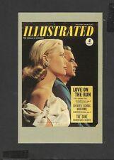 Nostalgia Postcard Princess Grace Kelly and Prince Rainier 1957