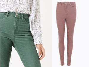 M&S COLLECTION  Corduroy SKINNY Ankle Grazer Trousers