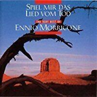 Ennio Morricone Spiel mir das Lied vom Tod-The very vest of (1992)  [2 CD]
