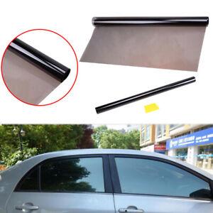 Profession Car Window Tint Kit 1%Black UnCut Film Shade Universal for Dodge Ram