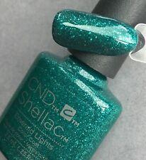 CND Shellac Emerald Lights / Color Coat / Nagellack 7.3ml / S-Verfolgung