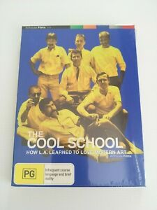 The Cool School - How L.A. learned to love Modern Art DVD New