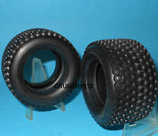 "Associated RC10 Rear Tire Traction Slick 1.6"" Kyosho Duratrax 4142 Vintage RC"