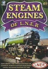 STEAM ENGINES OF L.N.E.R. LONDON NORTH EASTERN RAILWAY