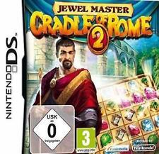 Nintendo DS DSi XL Lite Cradle Of Rome 2 tedesco OVP come nuovo