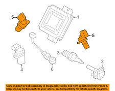 SUBARU OEM 04-14 Impreza-Engine Camshaft Cam Position Sensor 22056AA140