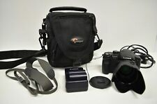 Lumix Panasonic DMC-FZ7 Digital Camera with Case + Accessories