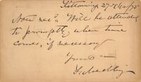 Kittaning Pennsylvania~Attorneys McNair & Hancock, Oil City~1875 Postal
