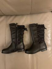 Michael Kors Emma Venon-T-888 Size 8 Riding Boots Brown. Horse �