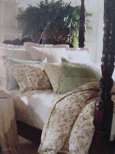 Ralph Lauren Romantic Traveler Paisley Cal. King Bedskirt Bed Skirt $220 NIP