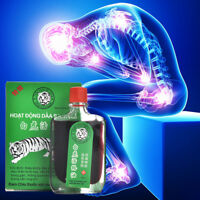 Tiger Balm Oil Rheumatic Pain - Leg Pain Shoulder Osteoarthritis Bone PainRelief