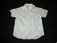 Boys ~ Adams ~ Lemon Shirt ~ Size 5 YEARS ~ BOX A2