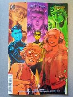 💎 YOUNG JUSTICE #3b (wonder Comics) (2019 DC Universe Comics) ~ VF/NM Book