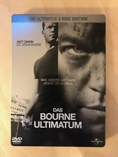 DAS BOURNE ULTIMATUM 2-DVD Edition *Steelbook*