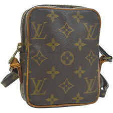 LOUIS VUITTON MINI DANUBE CROSS BODY SHOULDER BAG MONOGRAM M45268 vf A46754g