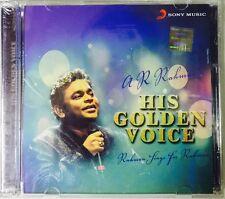 A R Rahman His Golden Voice : Rahman Sings For Rahman - 2 CD Set / 2016 Release