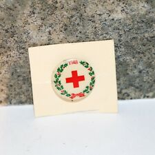 American Red Cross 1918 Pin
