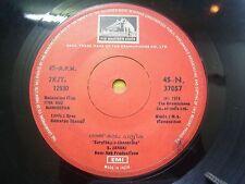ITHA ORU MANUSHYAN  M S VISWANATHAN MALAYALAM FILM rare EP RECORD INDIA 1978