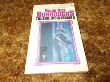 EDGAR RICE BURROUGHS~THE GIRL FROM FARRIS'S~FIRST PUBLISHED IN 1916~$1.95 COVER