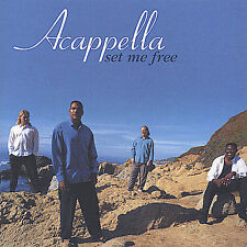 Set Me Free CD Acappella Only Truth My Lord and God Stand On The Rock Hush Word