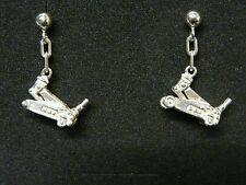 CRICK orecchini  in Argento 925 CRICK EARRINGS Sterling Silver